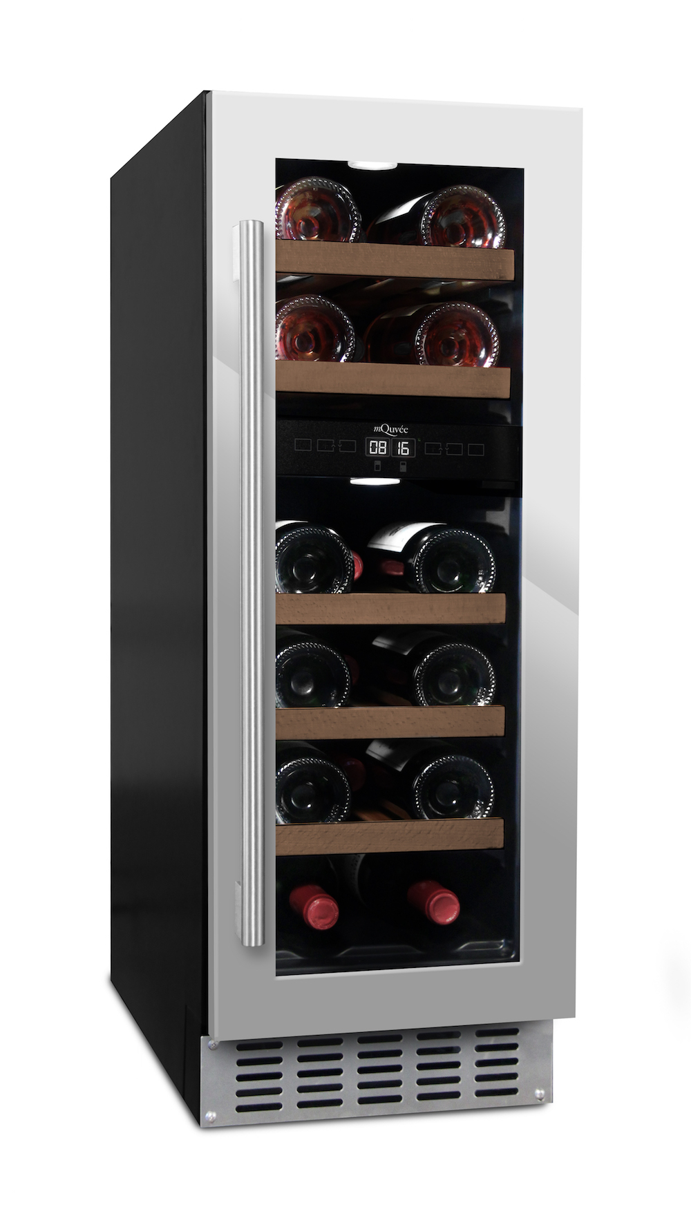mQuvée WineCave 30D Stainless